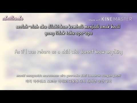 [indo Sub/Engsub] EXO - Angel Lyric