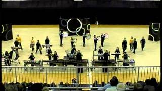 Nelson County Percussion 2012- Mood Ring