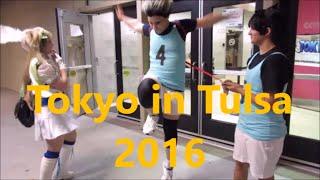artfulImpersonator at Tokyo in Tulsa 2016