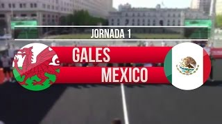 Cover images Gales vs México | Jornada 1 - Homeless World Cup Chile 2014