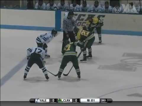 Yale Men's Hockey vs. Clarkson