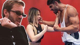 BITCH LASAGNA Parody  Pewdiepie vs T-series