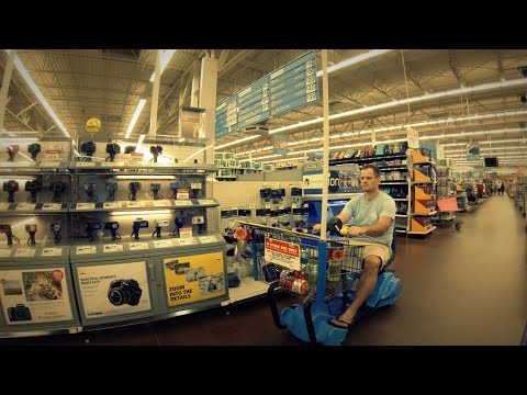 An Aussie Guide to Walmart - USA Road Trip 2014