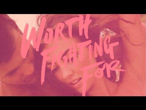 Rico & Miella X TELYkast - Worth Fighting For (OFFICIAL LYRIC VIDEO)