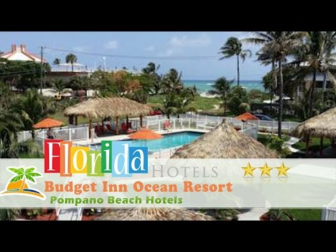 Budget Inn Ocean Resort - Pompano Beach Hotels, Florida