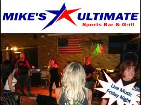 Live music restaurant Houston-Mikes Ultimate Sports Bar & Grill  2014, Houston, TX