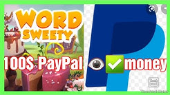Word sweety 100 💯😊 hacked PayPalmoney@itsbitcoin #2020🌍