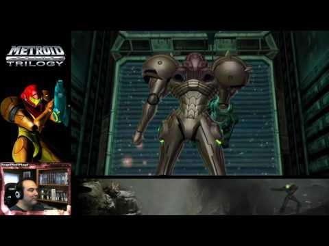 Let's Play: Metroid Prime Trilogy (Veteran) MP1 - Episode 01