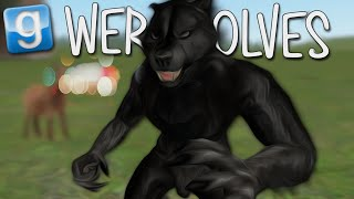 WEREWOLVES INFILTRATE GMOD | Garry