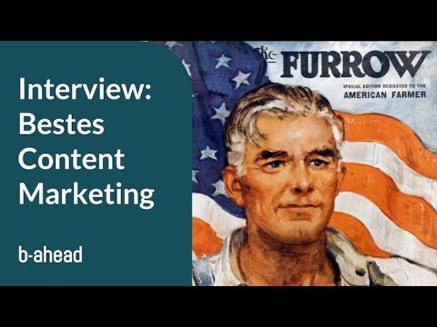 Bestes Content Marketing seit über 120 Jahren: The Furrow