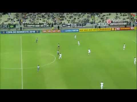 Ceará 6 X 0 Salgueiro  - Gols e Melhores Momentos  - Copa do Nordeste 2018
