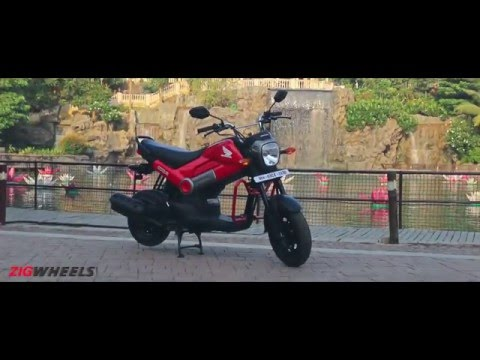 Honda Navi :: Video Review :: ZigWheels India