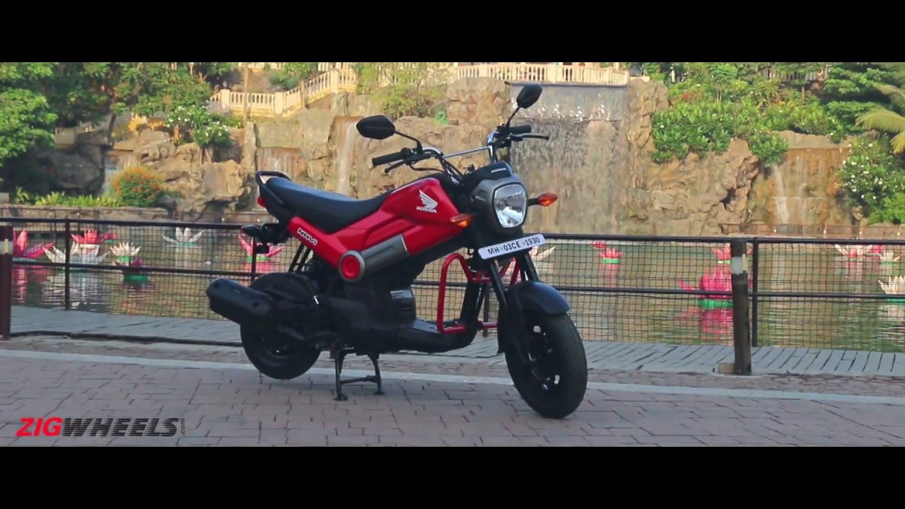 Honda Navi Price, Images, Colours, Mileage, Review in India