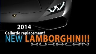 Overview of the NEW LAMBORGHINI Huracán LP 610-4! The end of the Gallardo!