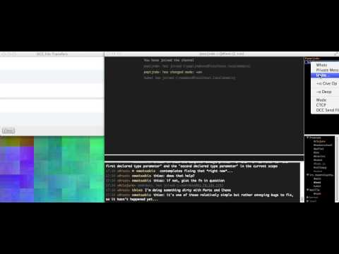 IRC File Sharing For TRC