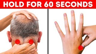 Press for 60 Seconds, See What Happens to Your Body