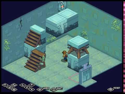 Aztec Escape  LEVEL 10 - Cool Math Games