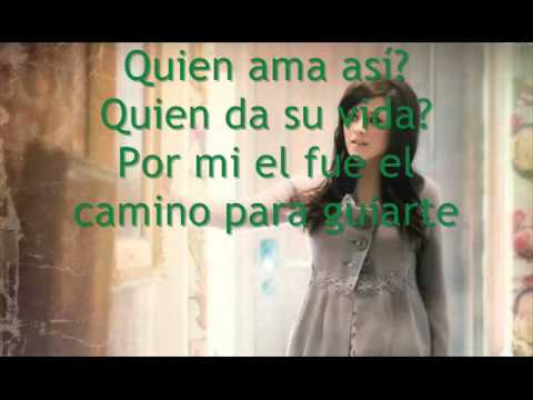 Kari Jobe (Play back) - Karaoke - Que Bello Amor