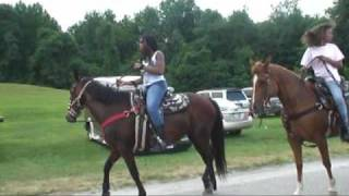 Independent Horseback Riding Club Friends & Family Day