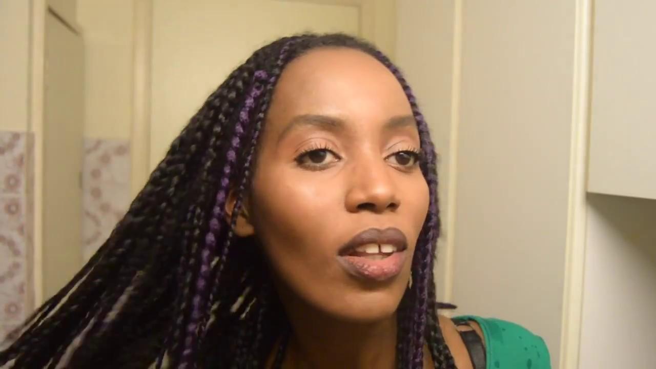Comment entretenir ses tresses box braids - YouTube eea6e0159ee