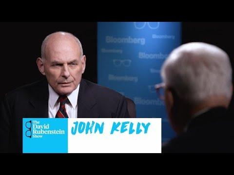 The David Rubenstein Show: John Kelly
