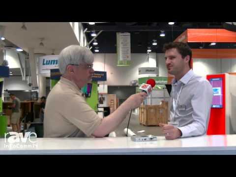 InfoComm 2014:Joel Rollins Interviews George Preston of SpinetiX