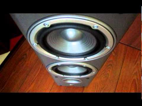 Jbl E80-sound Test