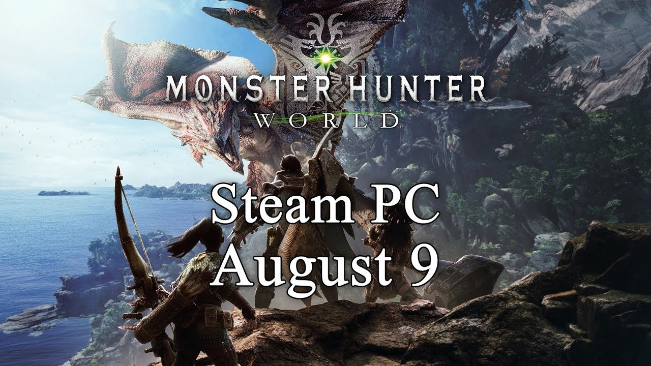 Monster Hunter: World стала доступна для PC