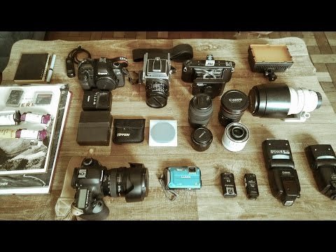 Guia de equipamentos - dicas de fotografia - Fotoviajante