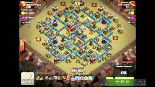 How to CRACK THE SECOND INFERNO | 奉天 Fengtian vs 300! #5 | Clash of Clans