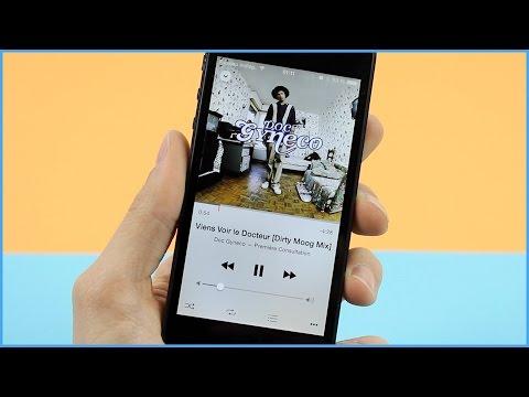 iOS 8.4 : Présentation de l'application Musique