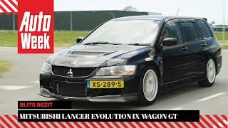Mitsubishi Lancer Evolution Wagon GT - 2005 - Blits Bezit thumbnail