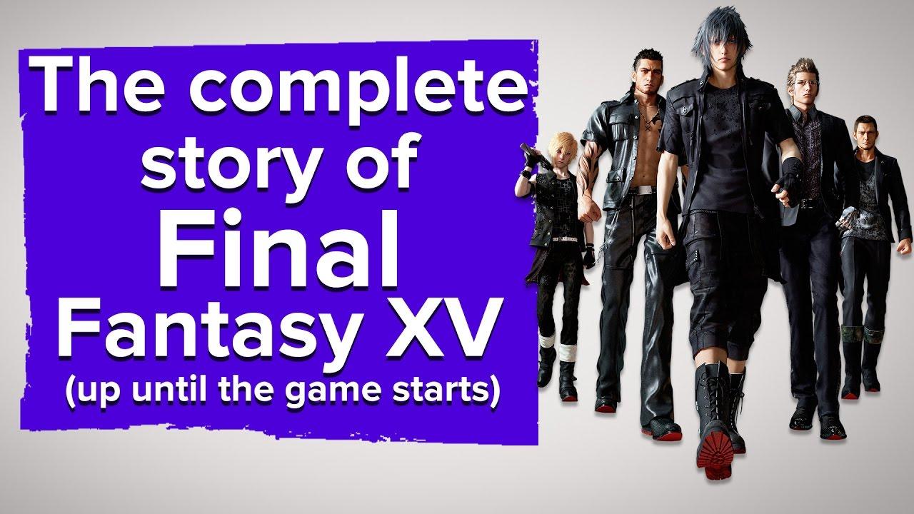 Final Fantasy 15 review • Eurogamer net