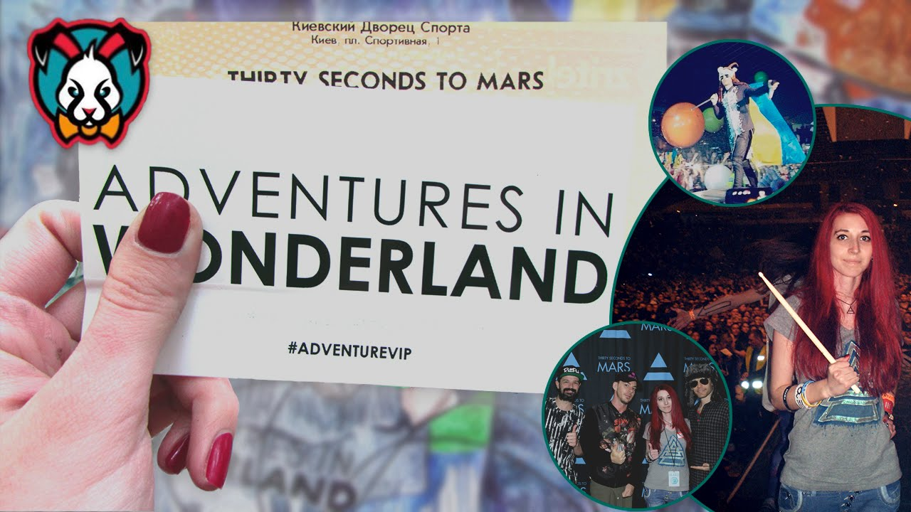 Thirty seconds to mars adventures in wonderland youtube thirty seconds to mars adventures in wonderland m4hsunfo