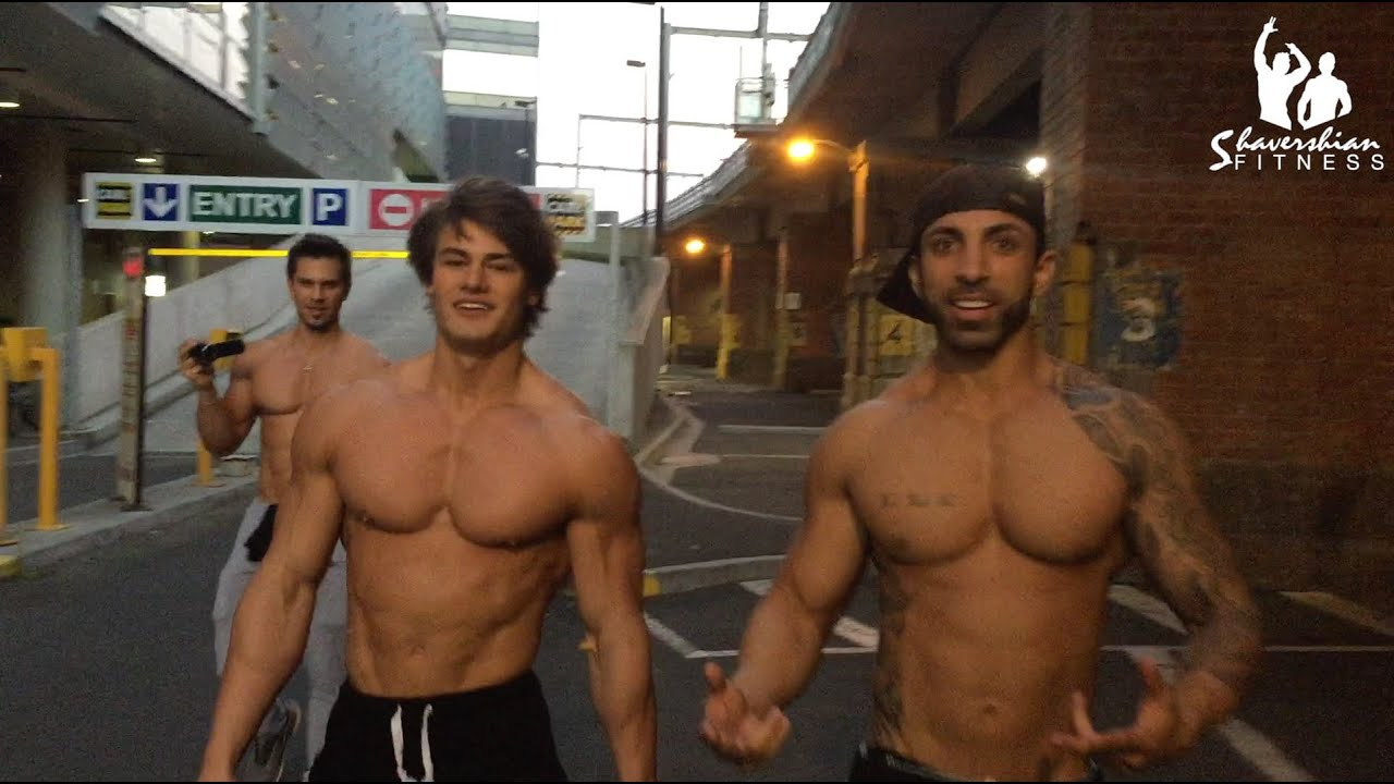 Said Shavershian (Chestbrah) vists Zyzz's Grave 2018 - YouTube