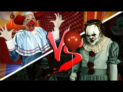 BOZO vs IT, A COISA, PENNYWISE ♫