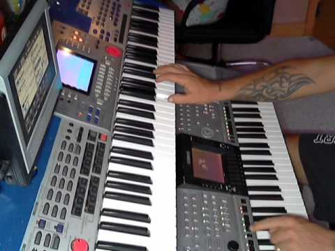 yamaha psr 3000 pro 9000 my heart will go on by michael. Black Bedroom Furniture Sets. Home Design Ideas