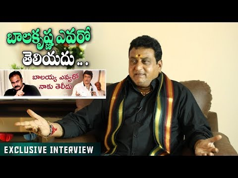 Comedian Prudhvi Raj About Balakrishna   YSRCP Prudhvi Raj Exclusive Interview   i5 Network