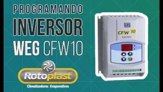 Програмування інвертор CFW10 2,0 CV - Версія 2.51 - ручне