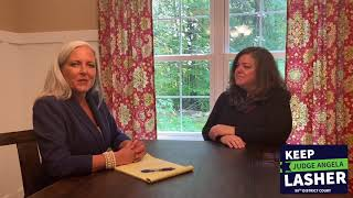 Judge Lasher's discussion with Corinne Koury from the Emmet County prosecutor's office. Part 3 of 3