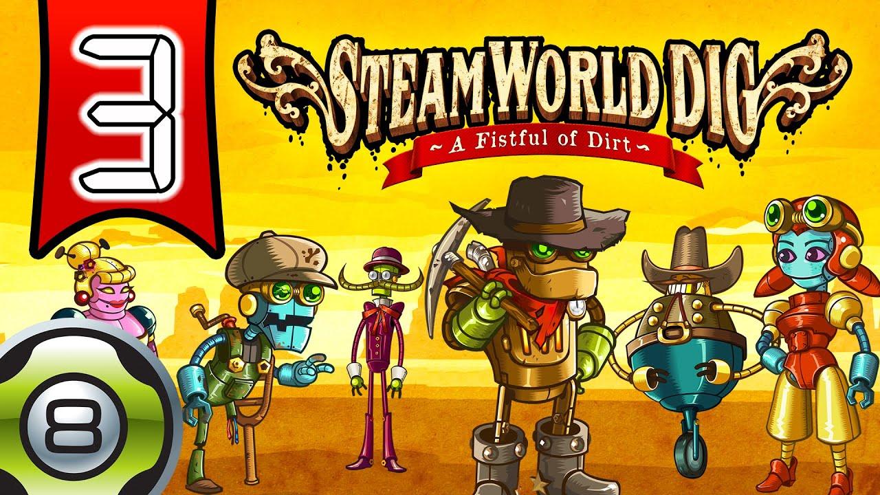 Steamworld dig free