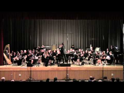"Brooklyn Wind Symphony: Symphonic Dances From ""West Side Story"""