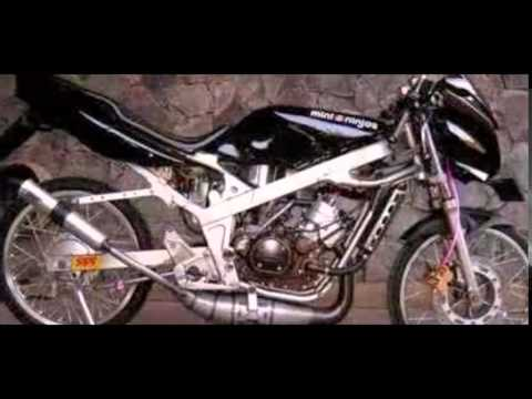 Top modifikasi motor ninja rr drag