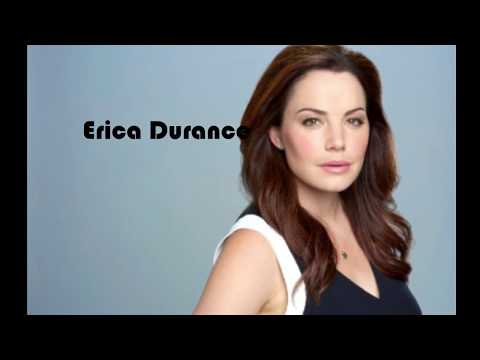 Erica Durance family