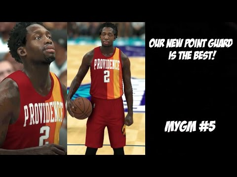 Our New Point Guard Is the Best! - NBA 2k17 MyGM #5