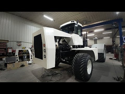 🔴Welker Guys Live! Case Titan Sprayer Project Update 8 - Welker Farms Inc