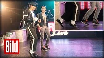 Moonwalk - So geht der Michael-Jackson-Move
