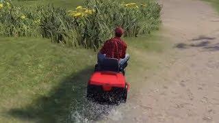 Kupiłem mini-traktor kosiarkę - Farmer's Dynasty / 14.01.2020 (#5)