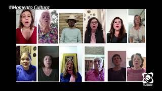 Momento cultura - Tristeza do Jeca com Coral Vozes da Cuesta (Semana Angelino de Oliveira)