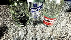 alle ALDI Vodka-Sorten ||| CZERWI + YAMSKAYA + CRYSTAL GLACIER ||| [Vodka Tasting]